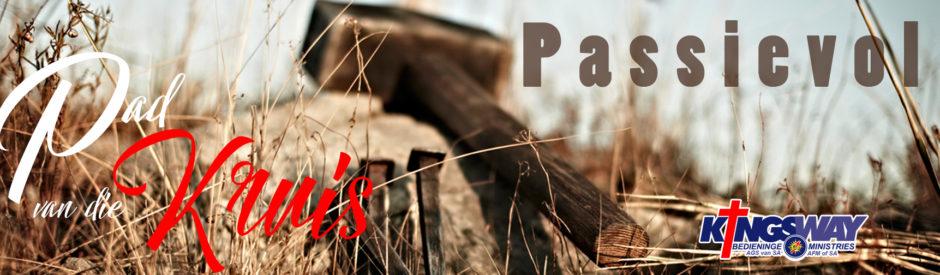 Pad van die Kruis Web